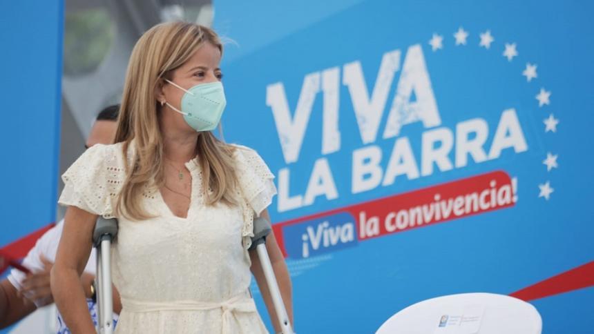 Gobernación del Atlántico lanza el programa '¡Viva la barra!