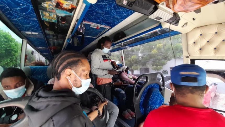 Investigan si haitianos retenidos en Cesar son víctimas de trata de migrantes