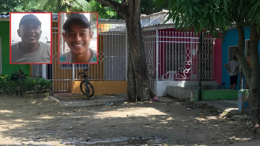 Ataque de sicarios en el barrio Ferrocarril deja dos hombres heridos