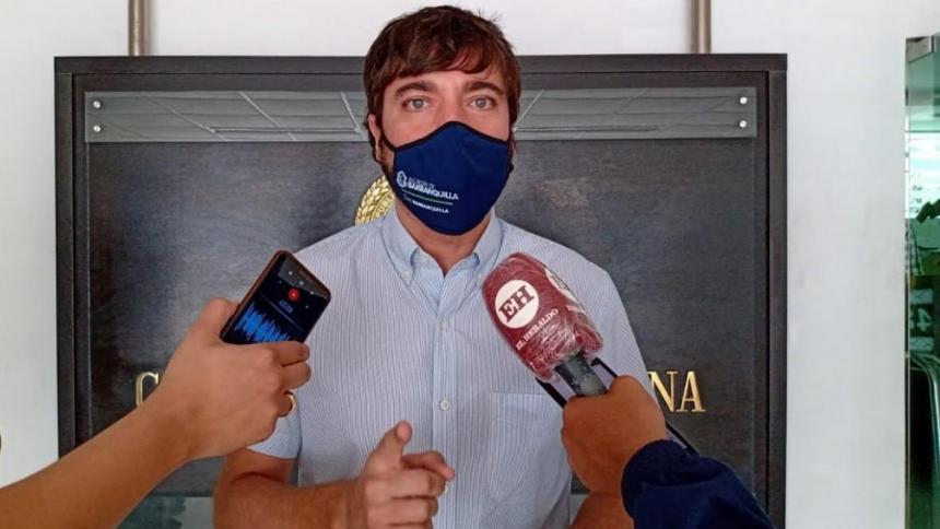 Borré y 'Tommy' tendrán vigilancia electrónica desde la celda: Pumarejo
