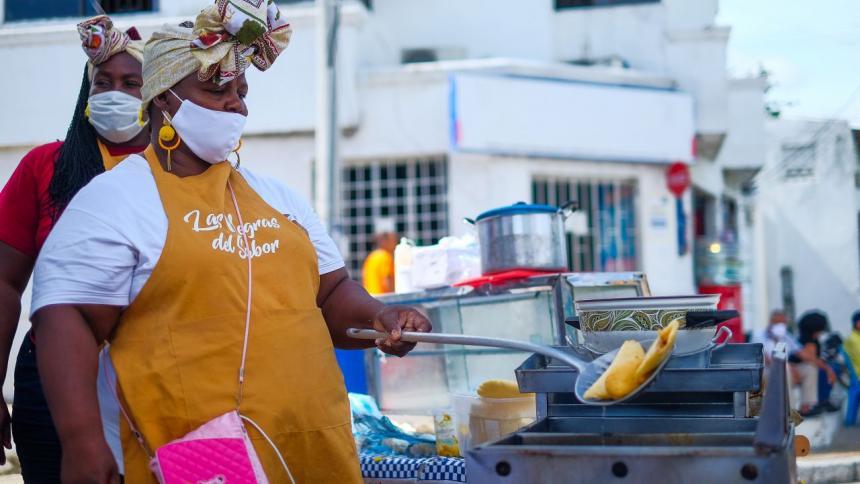 Los 'Fogones del Saber Afro' se encienden este domingo en Barrio Abajo