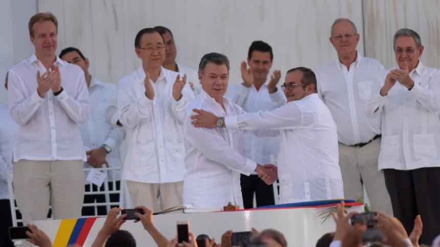 Cinco años del acuerdo de paz, entre balances y controversia