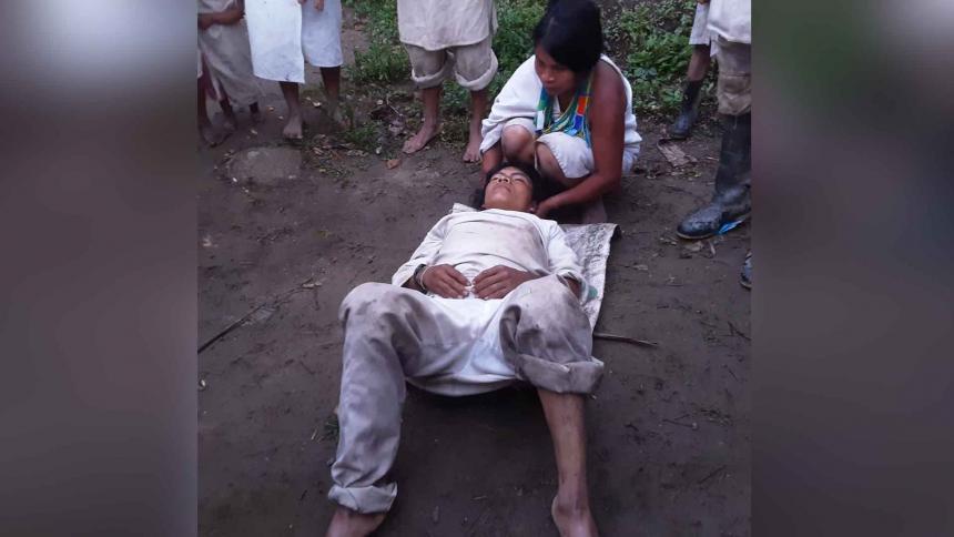 Alertan por conflicto interno dentro del pueblo Kogui