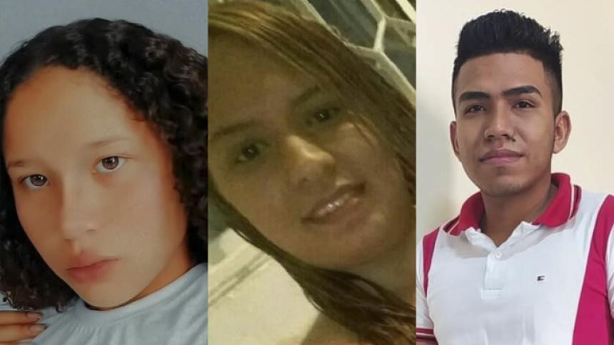 Mueren tres jóvenes en un accidente en La Guajira