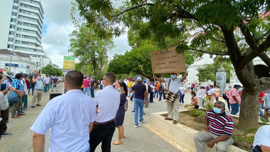 Docentes de Córdoba se vinculan a jornada de movilización nacional