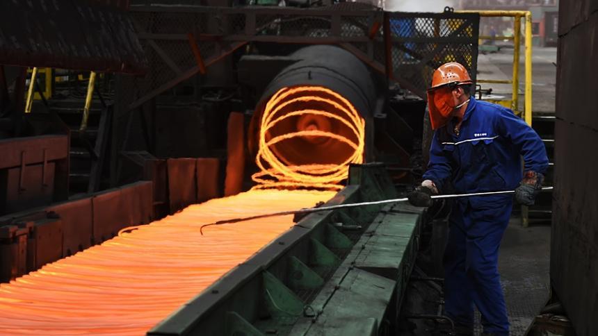 Productores de acero rechazan reducción de arancel de varillas