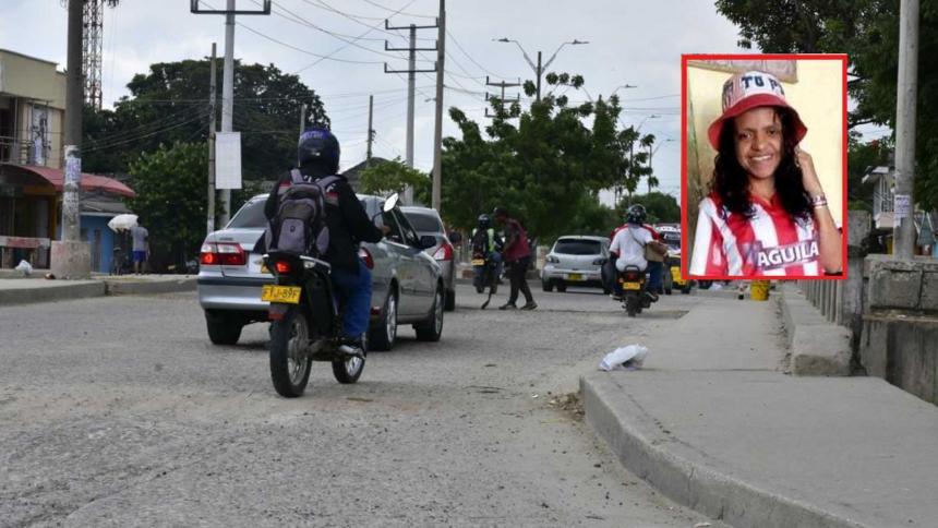 Mujer muere luego de ser atropellada por un bus en la calle 17