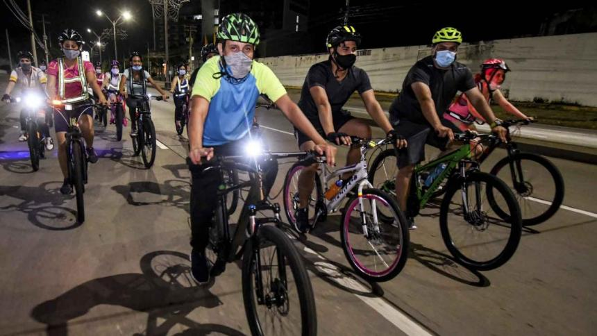 Una pedaleada por el Patrimonio de Barranquilla