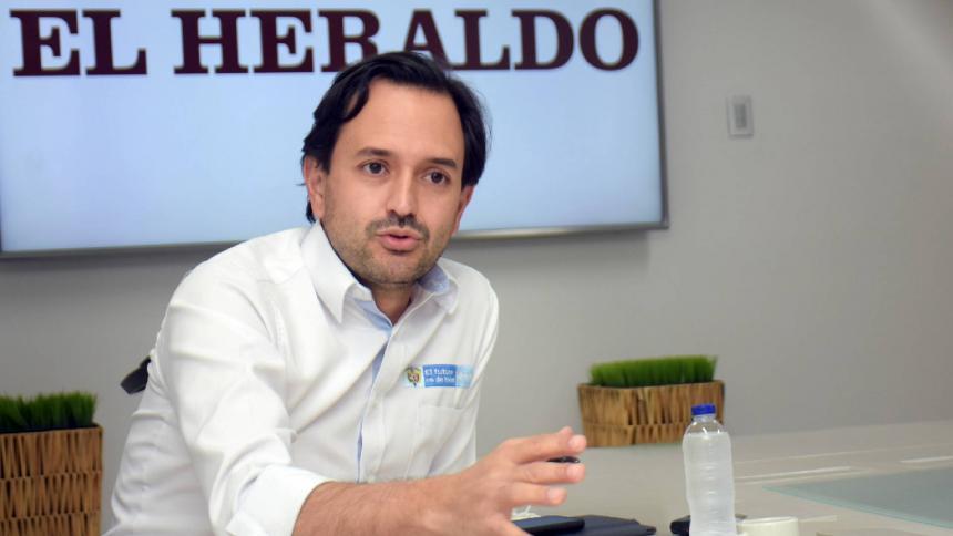 """""""El hidrógeno es el gas del futuro para Colombia"""": Minminas"""