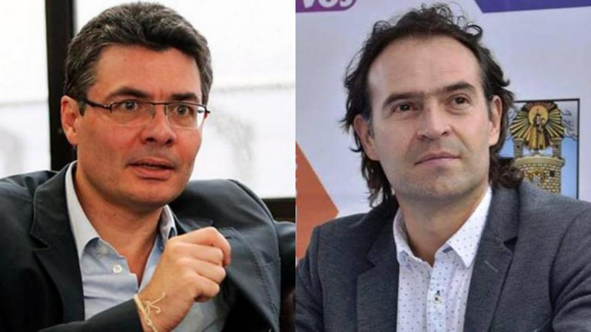 Federico Gutiérrez y Alejandro Gaviria se cruzan ataques