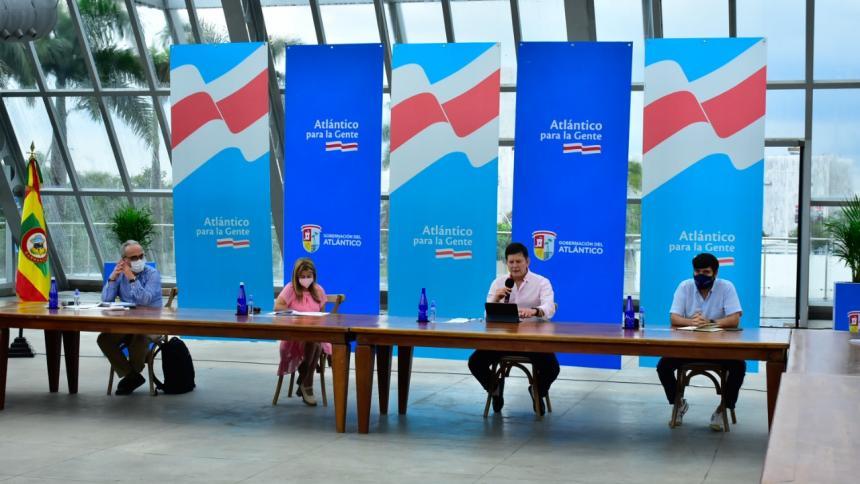 Acuerdo por la seguridad entre Minjusticia, Alcaldía y Gobernación