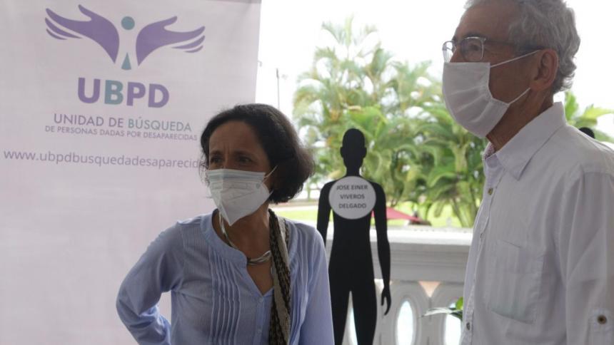 UBPD celebra ampliación de periodo de la Comisión de la Verdad