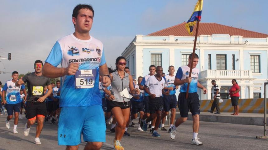 Llega la quinta edición de la carrera 'Soy Marino'