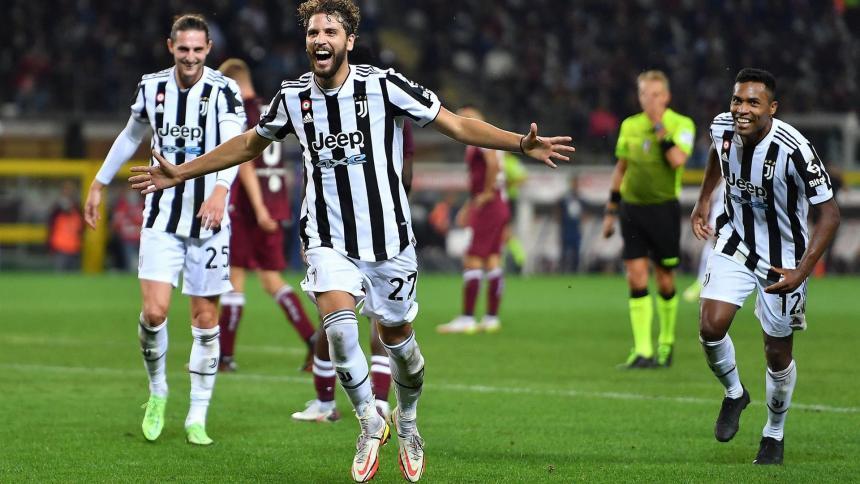 Juventus le ganó a Torino y respiró en la Serie A