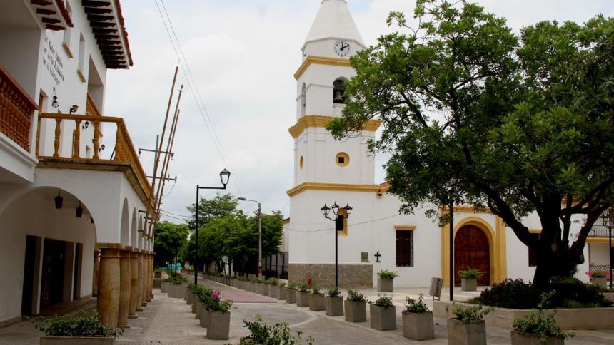 Tras inversión de $22.000 millones fue embellecido el centro histórico de Valledupar