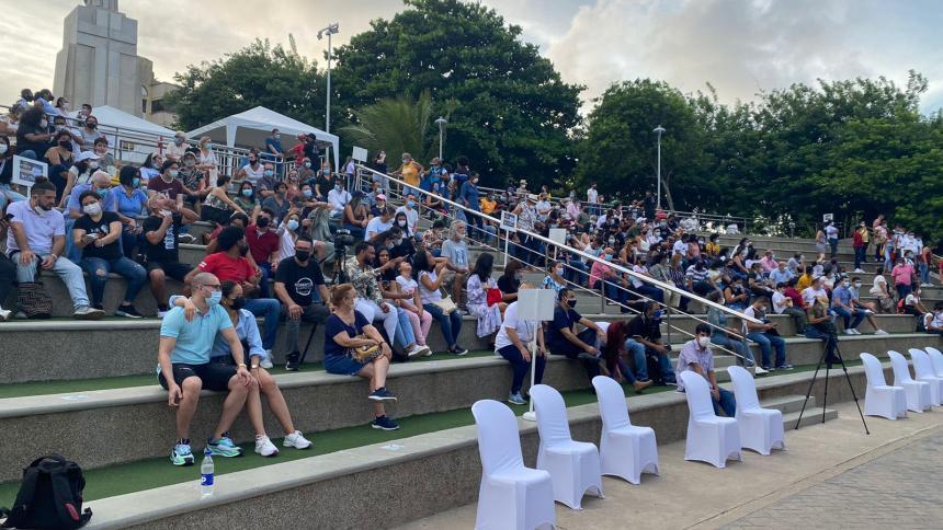 Inicia la gala de cierre del Barranquijazz 2021
