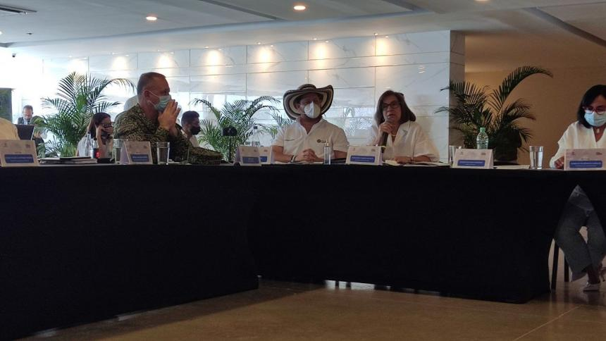 En Córdoba firman acuerdo de garantías electorales para curules de paz