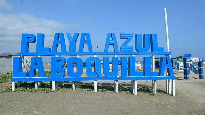 Playa de Cartagena renovó certificación internacional