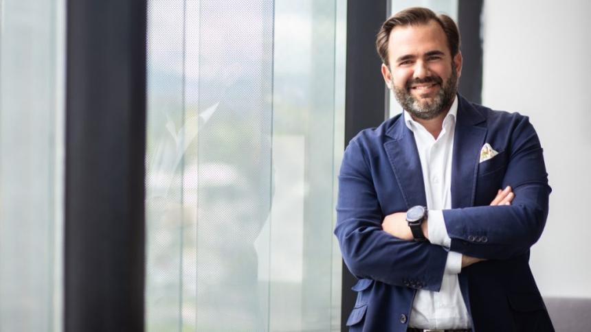 El español Luis Torres Bruzon asumió la dirección general de Hyundai Colombia
