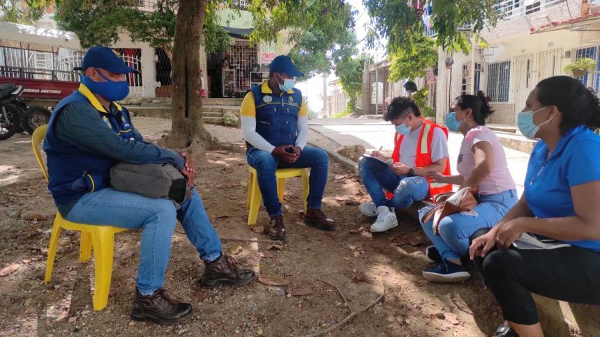 251 organizaciones  participarán del Simulacro Nacional en Cartagena