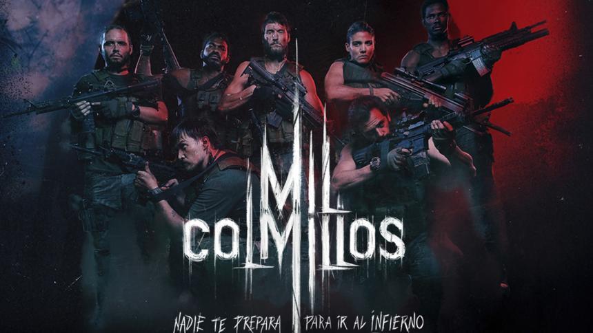 'Mil colmillos'  serie colombiana próxima a estrenar