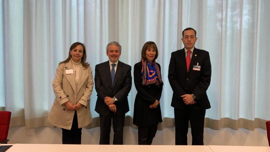Superindustria hace presencia en asamblea de la Organización Mundial de la Propiedad Intelectual