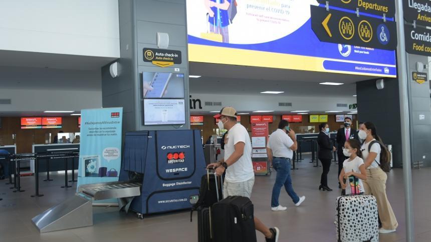 2,1 millones de colombianos viajarán en octubre: Anato