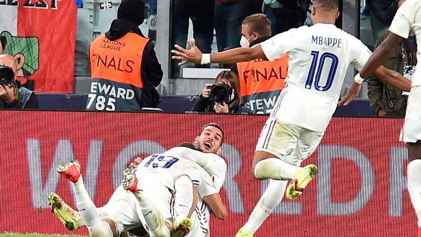 Francia, con la épica, a la final contra España