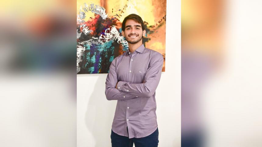 Alfred Anaya, mejor saber Pro de Colombia