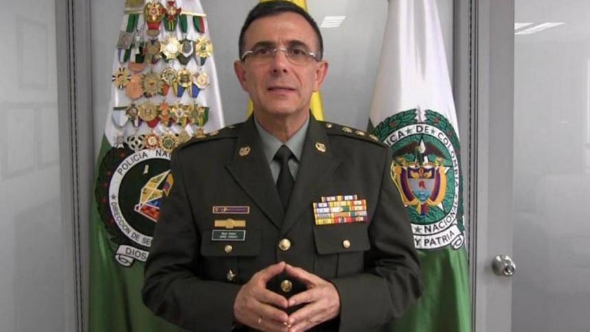 Recompensa de $100 millones por información de asesinos de Policía en Bogotá
