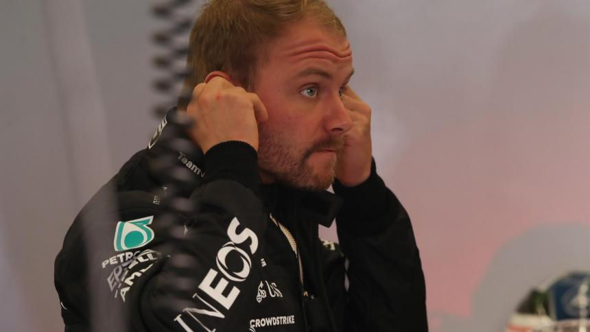 Por sanción a Hamilton, Bottas saldrá primero en el Gran Premio de Turquía