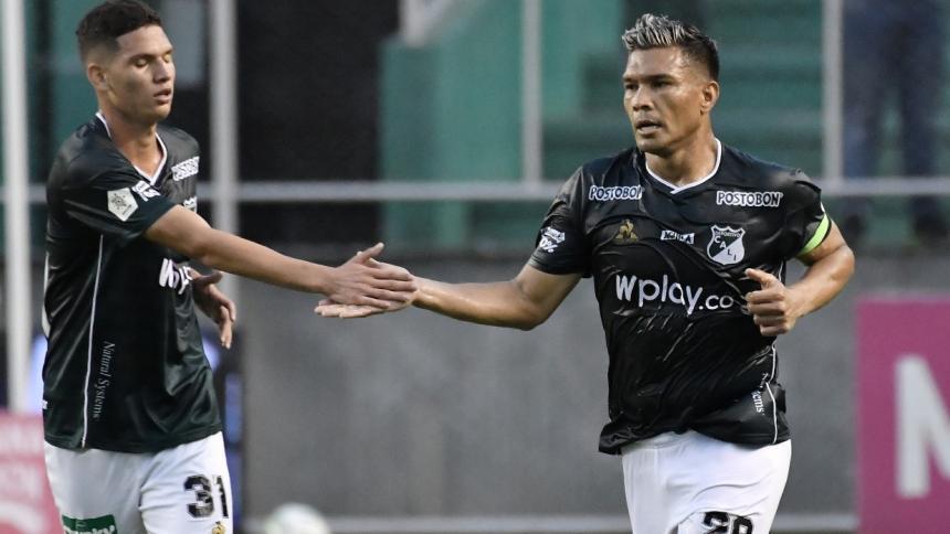 Teófilo Gutiérrez le salvó un punto al Deportivo Cali