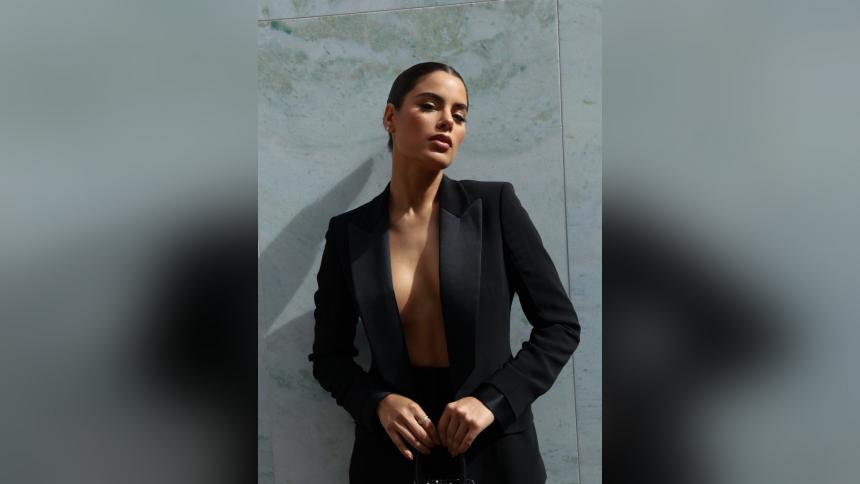 Ariadna Gutiérrez, una modelo de talla internacional