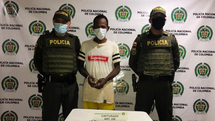 Capturan a hombre que incendió su casa en el norte de Bolívar