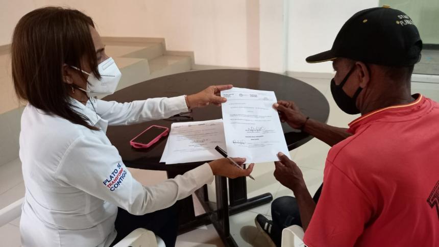 Denuncian falsificación de certificados de residencia en Plato, Magdalena