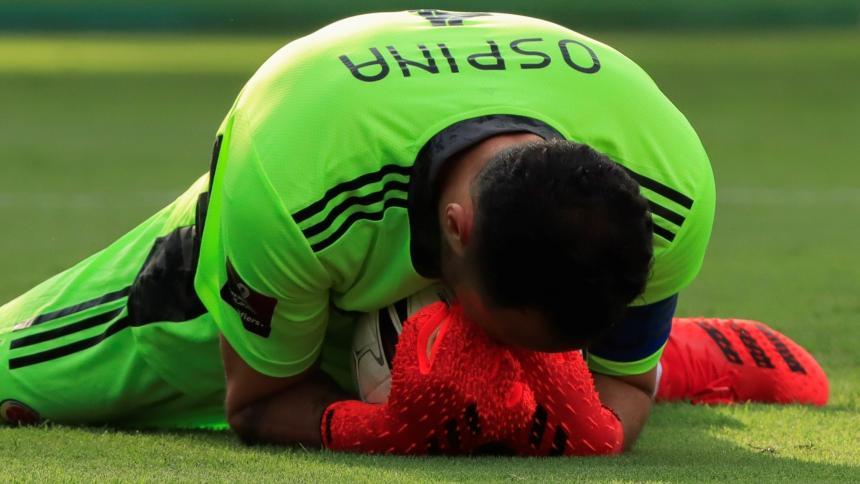 Así fueron los comienzos de David Ospina en la Selección Colombia