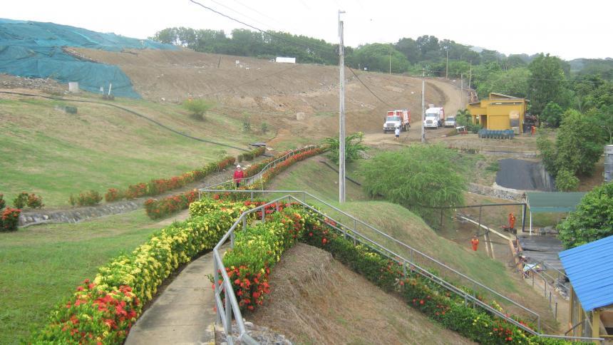 CVS asumirá vigilancia del relleno sanitario de Loma Grande, en Montería