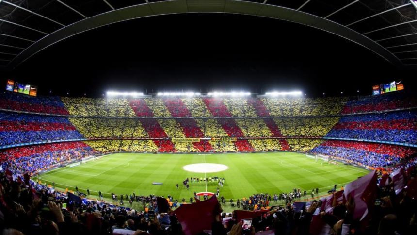 El Barça se prepara para abrir el 100% el Camp Nou ante el Valencia