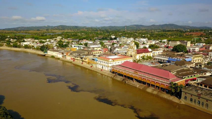 Lorica fue incluido en el mapa de destinos turísticos en Colombia