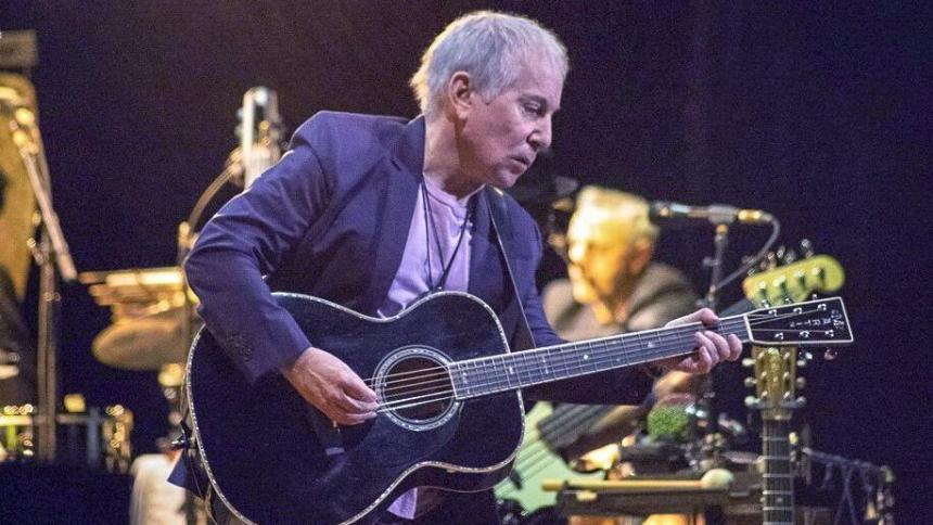 Paul Simon, 80 años de vida y revolución musical