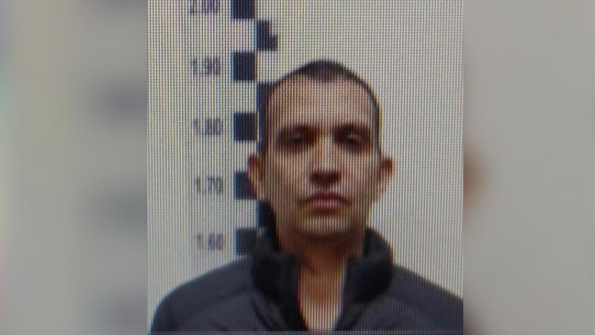 Así luce Emilio Tapia en su reseña al ingreso en cárcel La Picota