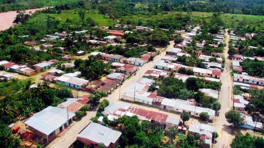 Policía está tras la pista de hombres de 'Jhon Mechas' por crimen en Tibú