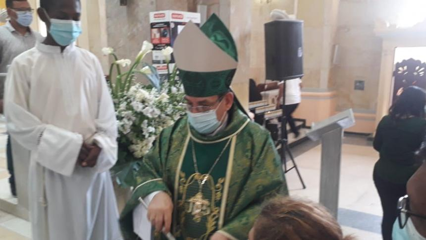 Obispo de Riohacha hizo llamado a la toma de conciencia y dignificar la vida