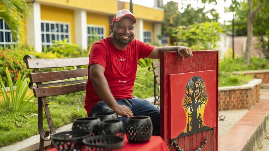 Una 'Ruta de las Artes' se abre el viernes en Suan y Santa Lucía