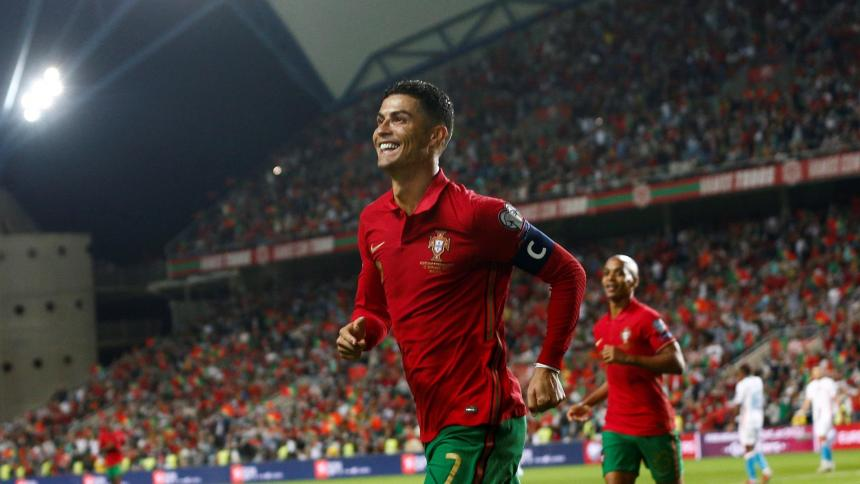 Cristiano, mejor jugador del mes en el Manchester United