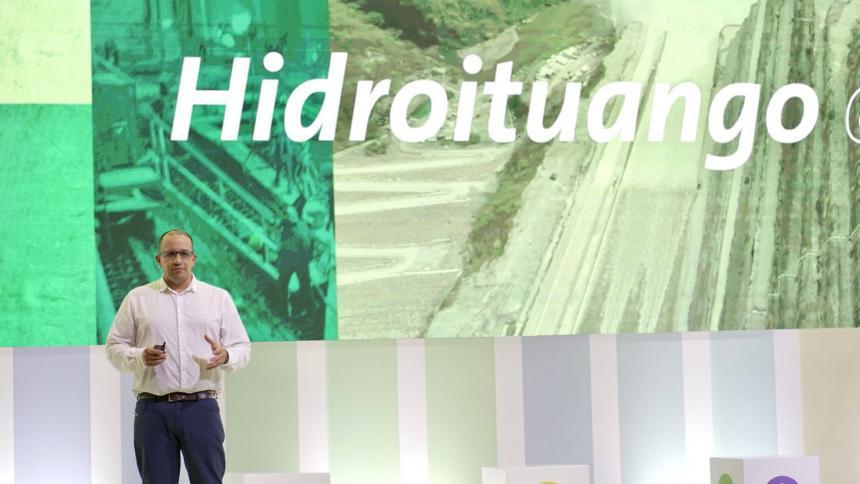 Gerente de EPM dice que proyecto de Hidroituango será terminado sin atrasos ni sobrecostos