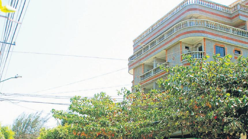 Ordenan demoler edificio en zona patrimonial de Barranquilla