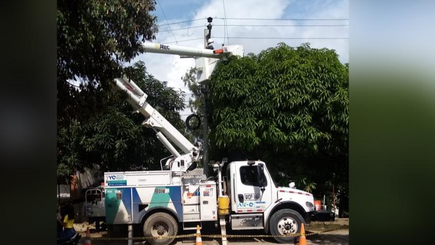 Aprobados más de $119.000 millones para normalización de redes eléctricas