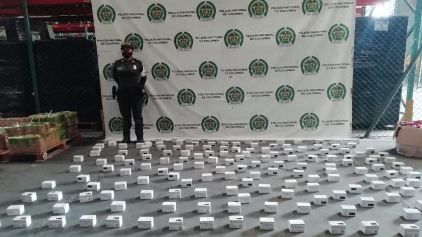 Incautan medicamentos de contrabando avaluados en $150 millones, en B/quilla