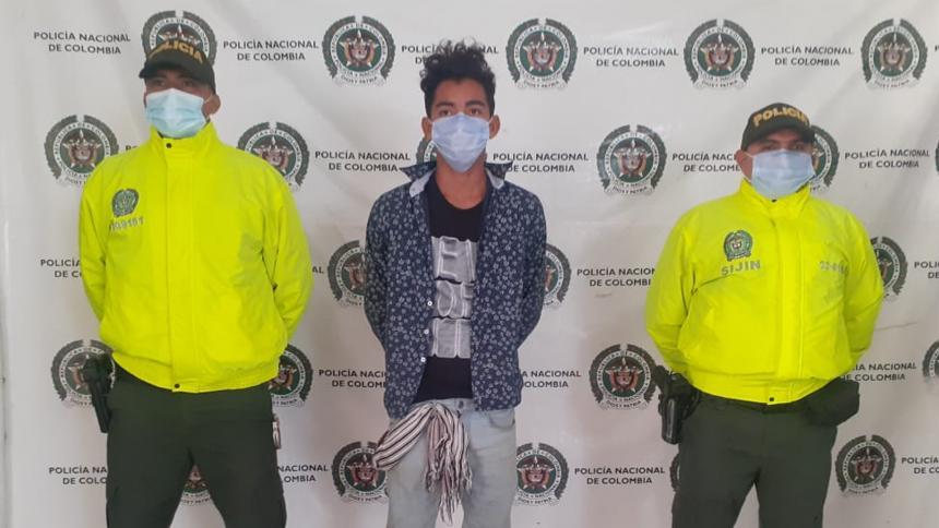 A la cárcel por feminicidio en el Magdalena